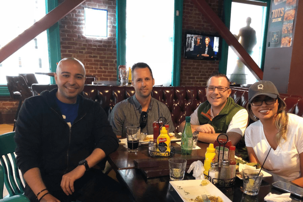 There are many networking opportunities at Inman Connect San Francisco.