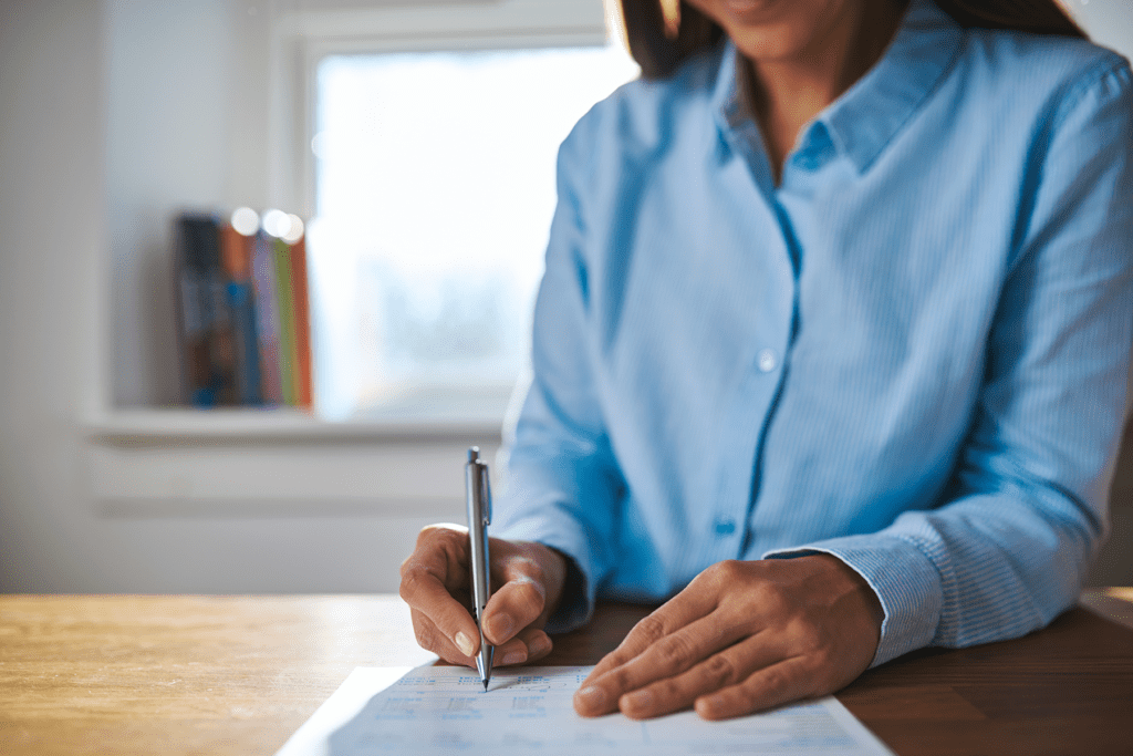 Write a list of specifications and needs that you will be looking for in a house.