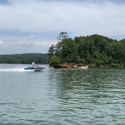 Visit Carters Lake in Ellijay Ga