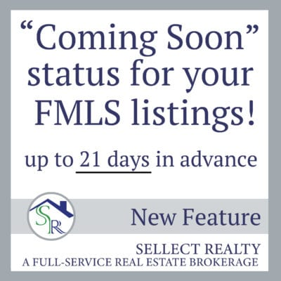 """Coming Soon"" Status Option to be Added to FMLS Listings"
