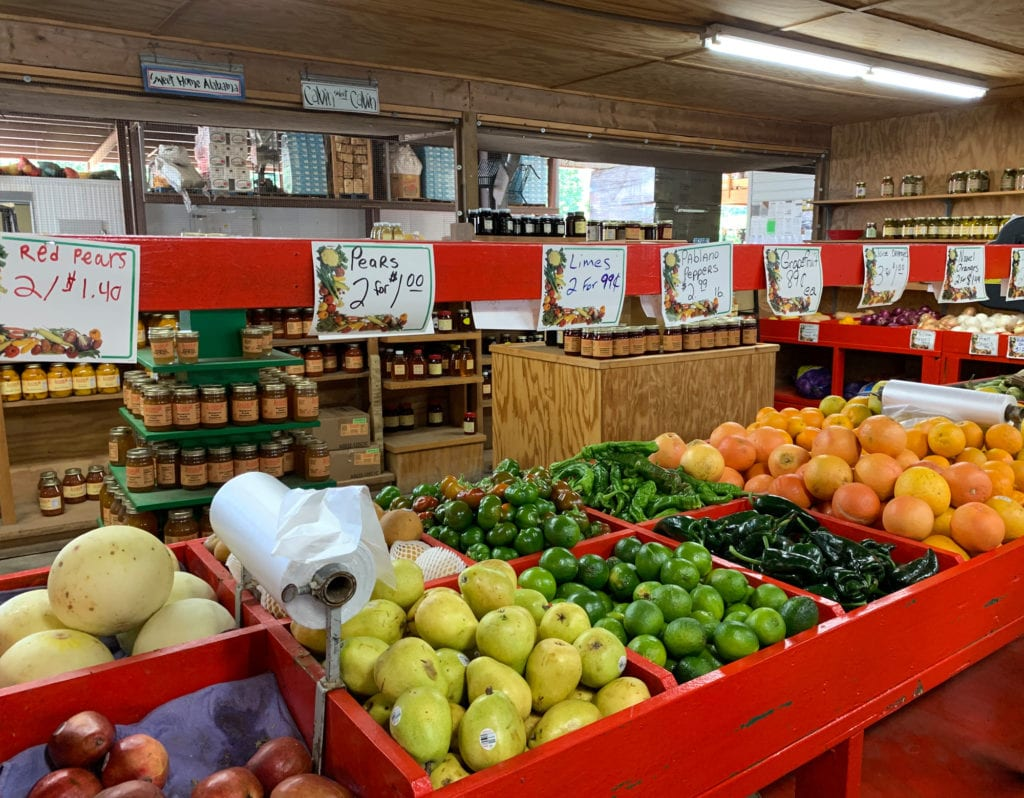 Other Fruits and Vegetables for Sale