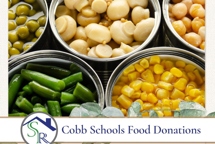 Cobb County Schools Food Donations