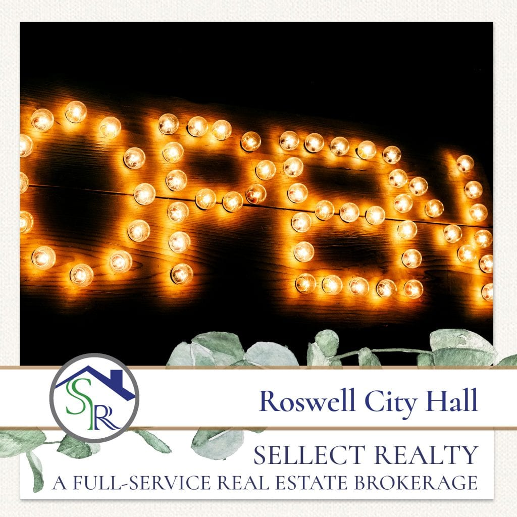 Roswell Georgia City Hall