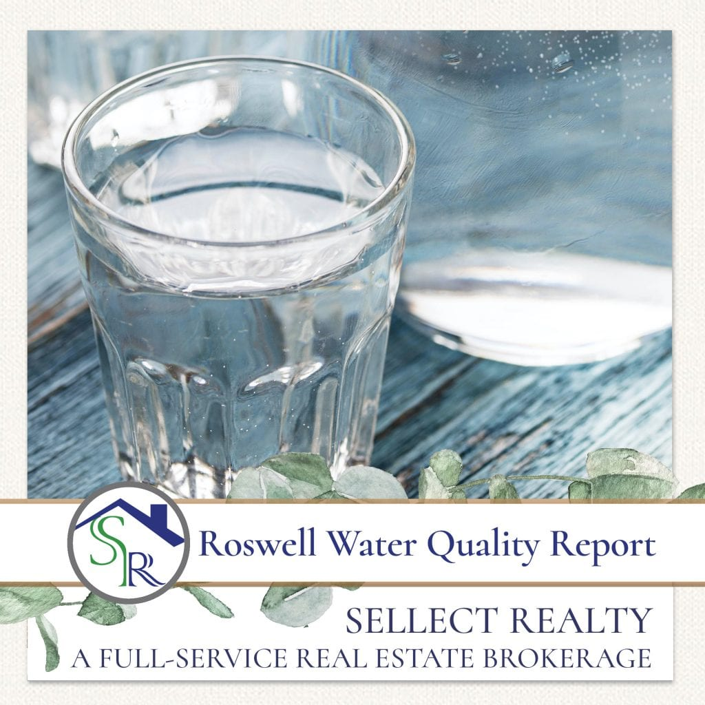 Roswell Water Quality Report