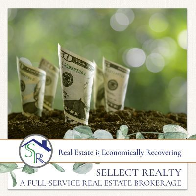 Real Estate Sector Economically Recovering