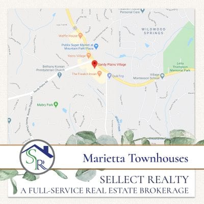 Proposed Townhouses Near Mabry Middle School