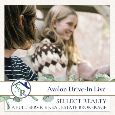 The Avalon Drive-In Live Events