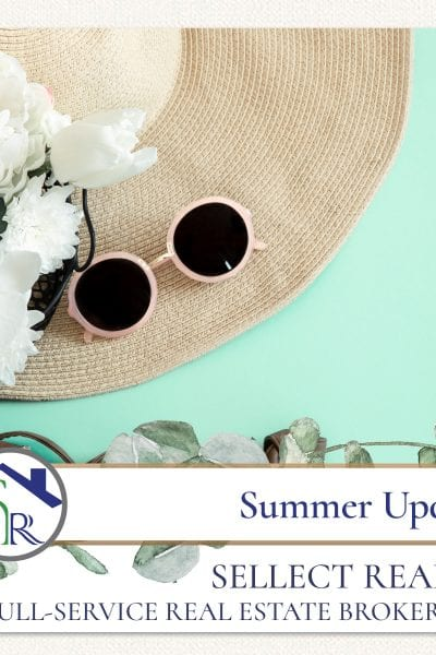 Sellect Realty Summer Update